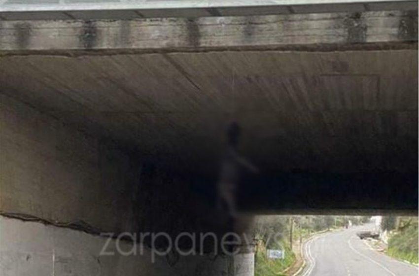 Οργή για τη νέα κτηνωδία στην Κρήτη : Κρέμασαν σκύλο σε γέφυρα