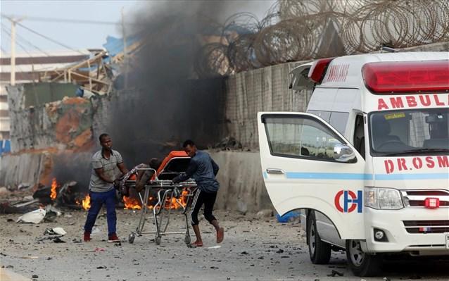 Σκοτώθηκαν από έκρηξη βόμβας 12 πράκτορες των υπηρεσιών ασφάλειας στη Σομαλία
