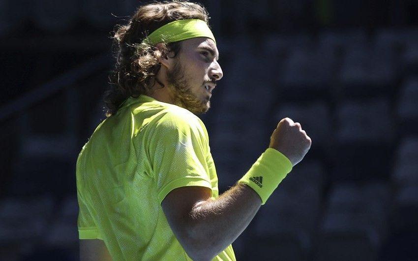 "Australian open: Εύκολα στους ""16"" ο Στέφανος Τσιτσιπάς (vid)"