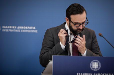 Παραιτήθηκε ο κυβερνητικός εκπρόσωπος Χρήστος Ταραντίλης – Αναλαμβάνει η Αριστοτελία Πελώνη
