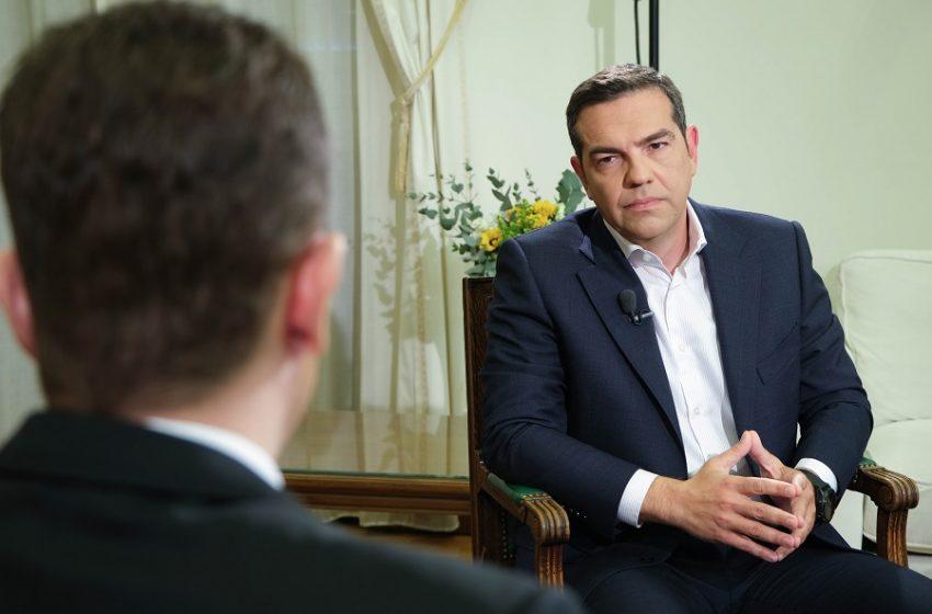 Τσίπρας: Lockdown μέσα στο lockdown, επισφράγιση της κυβερνητικής αποτυχίας – Ο κ. Μητσοτάκης έχει μολυνθεί με την ασθένεια της αλαζονείας της εξουσίας