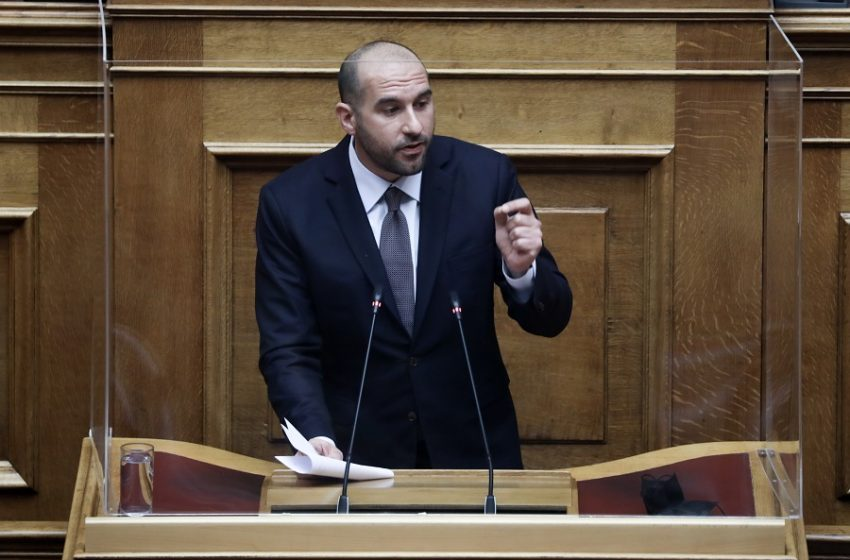 """Τζανακόπουλος στο libre: """"Ορατός ο κίνδυνος νέας κρίσης χρέους μεγαλύτερης του 2010 – Είμαστε σε θέση μάχης για πολιτική αλλαγή"""""""