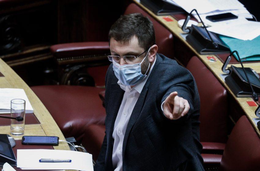 Κ. Ζαχαριάδης: Εμπαιγμός των δημοσίων υπαλλήλων η εξαγγελία Βορίδη για «μπόνους παραγωγικότητας»