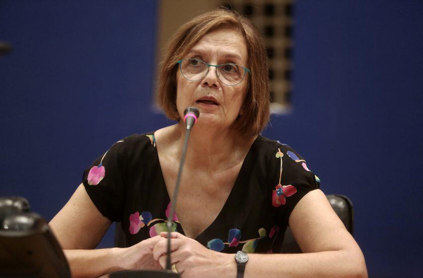 Η Ζορμπά απαντά στη Λίνα Μενδώνη για την απευθείας ανάθεση στον Λιγνάδη