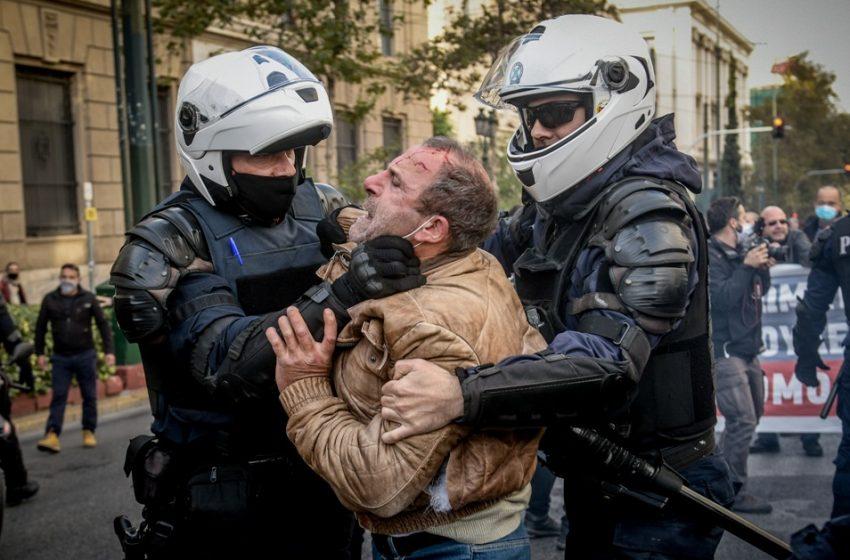 """ΣΥΡΙΖΑ: Πόσα ψέματα κρύβουν οι """"42 αλήθειες για την αστυνομική βία"""""""