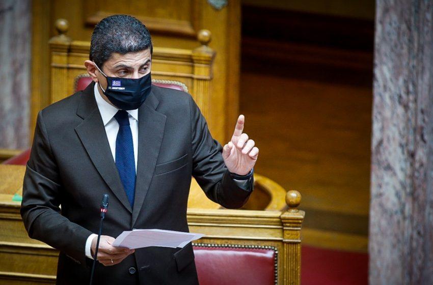 """Αυγενάκης: """"Συνεδριάζει σήμερα η Επιτροπή Λοιμωξιολόγων για τα ερασιτεχνικά πρωταθλήματα"""""""