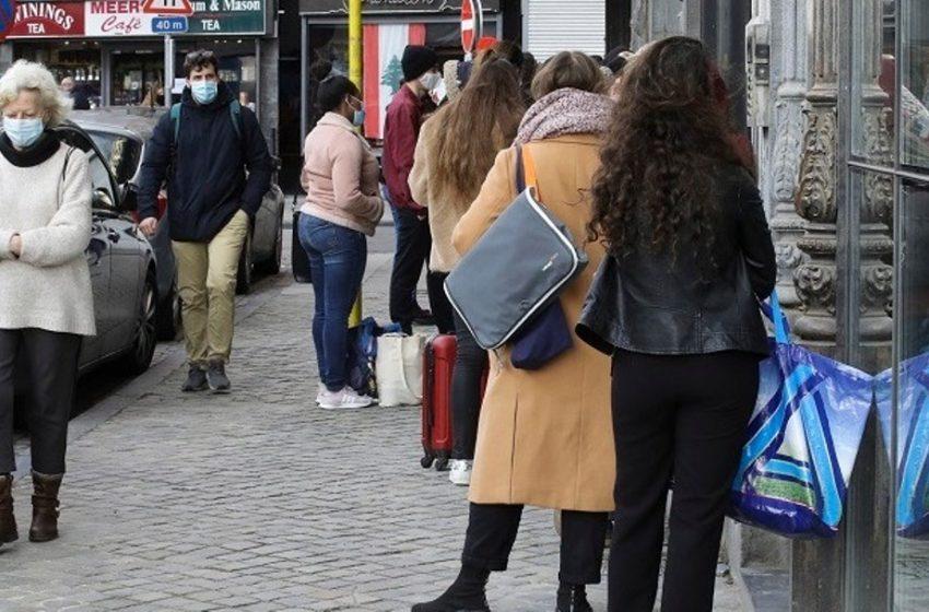 Βέλγιο: Πρωτομαγιά το άνοιγμα της εστίασης – Απαγόρευση ταξιδιών μέχρι τις 18 Απριλίου