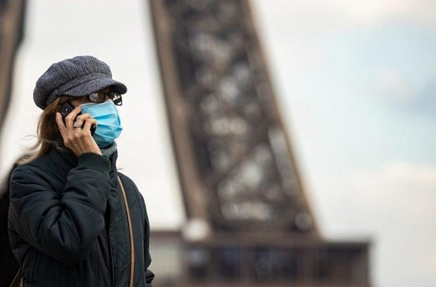 """""""Έκρηξη"""" με 30.000 κρούσματα στην Γαλλία"""