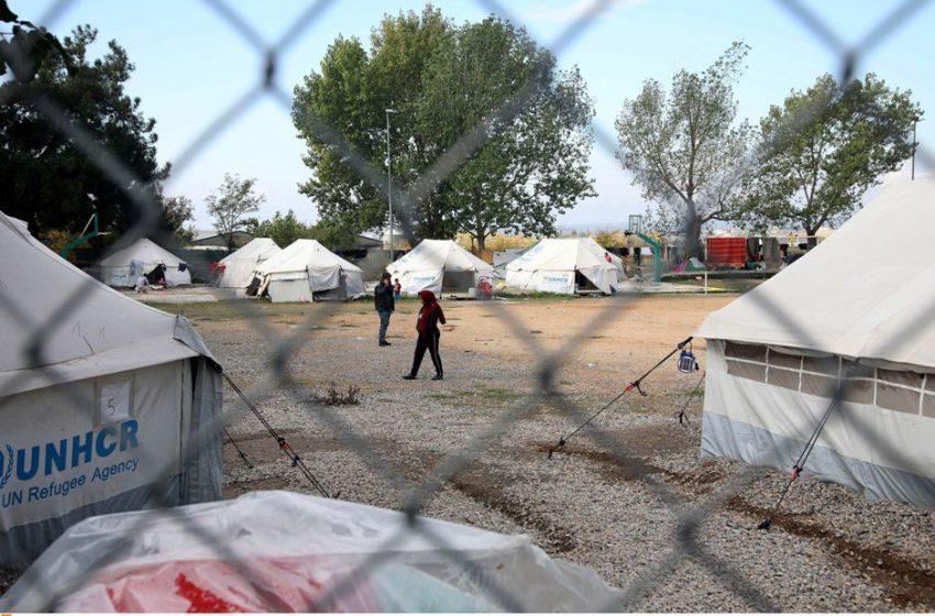 Αιματηρή συμπλοκή μεταξύ Αφγανών στη δομή προσφύγων των Διαβατών