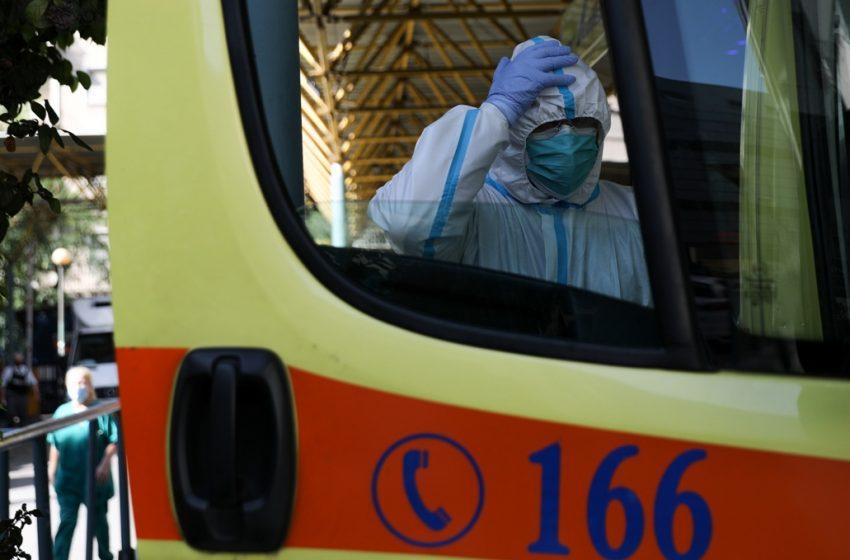 Κοροναϊός : 2.405 νέα κρούσματα και 49 θάνατοι – Στους 521 οι διασωληνωμένοι
