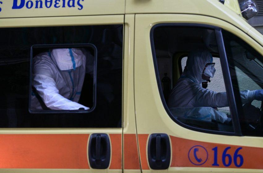 Aνησυχητική η αύξηση των εισαγωγών στα νοσοκομεία παρά το lockdown – Αριθμός ρεκόρ την πρώτη εβδομάδα του Μαρτίου
