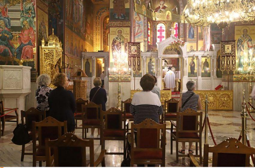 Πάσχα: Με διπλή μάσκα στις εκκλησίες οι πιστοί – Πώς θα τελεστούν οι λειτουργίες