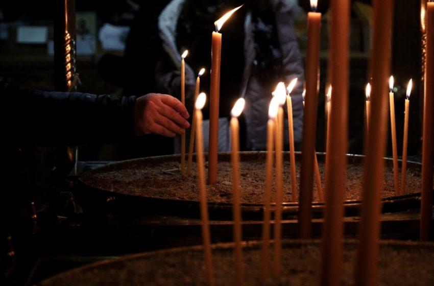 Δράμα:  Αδιανόητος συνωστισμός σε κηδεία 350 ατόμων, με πομπή 500 μέτρων