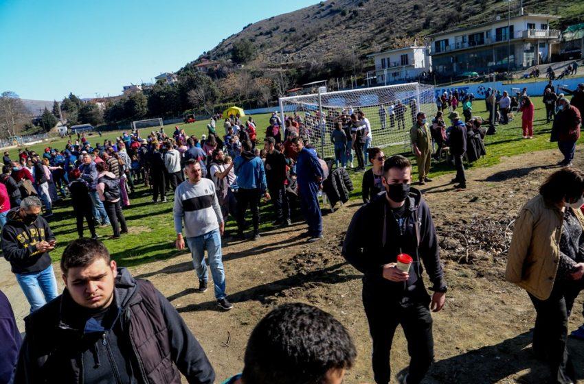 Ελασσόνα: Μετά τον σεισμό, ο κοροναϊός – Η έκκληση του δημάρχου