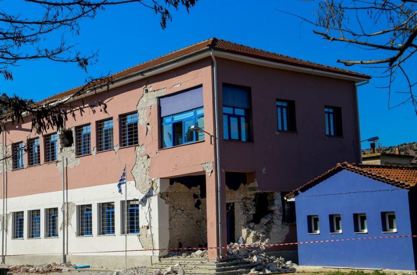 Σεισμός Ελασσόνα: 1.820 σπίτια ακατάλληλα – Τα στοιχεία για τις ζημιές ανά Δήμο