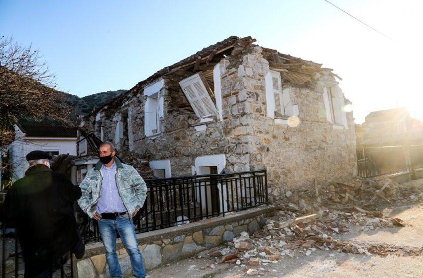 """Σεισμός Ελασσόνα: """"Για τρεις μήνες θα κάνει μετασεισμούς"""" λέει ο Παπαζάχος"""
