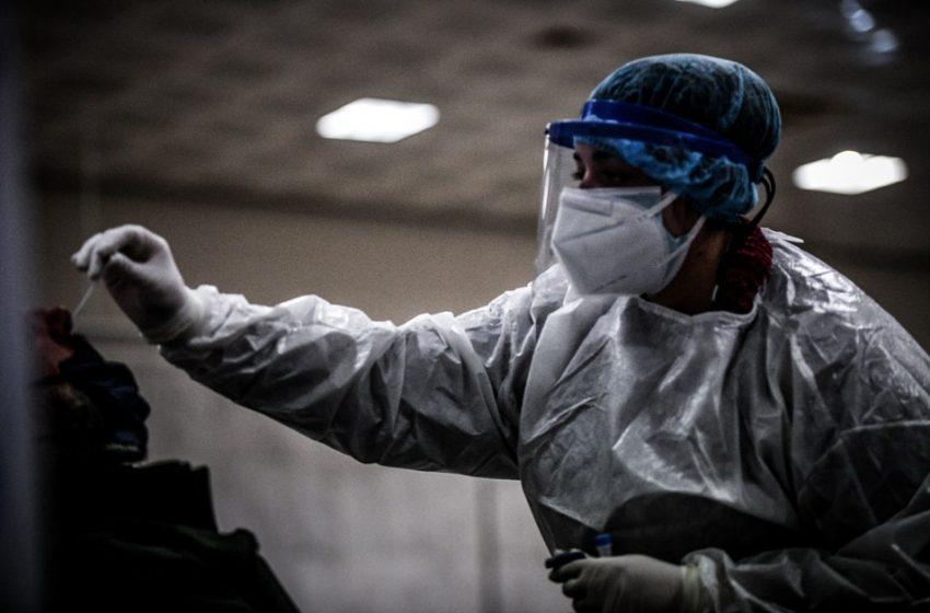 Κοροναϊός : 2.702 νέα κρούσματα και 40 θάνατοι – Στους 431 οι διασωληνωμένοι