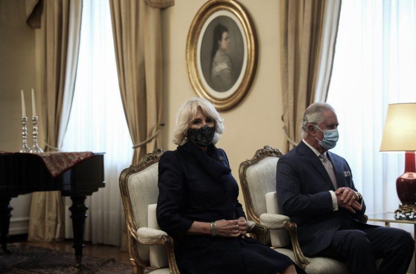 Αποκάλυψη: Οι δύο συναντήσεις της Καμίλα στην Αθήνα
