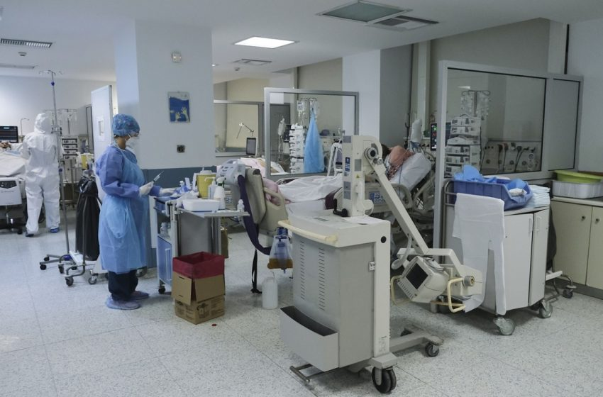 Αύξηση κρουσμάτων στη Ρόδο και 18 ανεμβολίαστοι στο νοσοκομείο