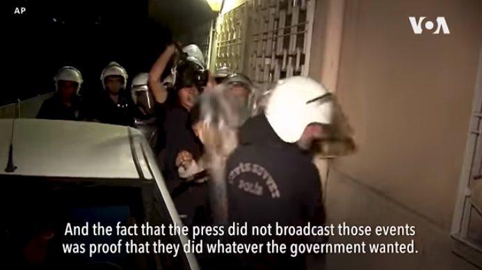 """Το ντοκιμαντέρ της """"Φωνής της Αμερικής"""" για τα βασανιστήρια στην Τουρκία"""