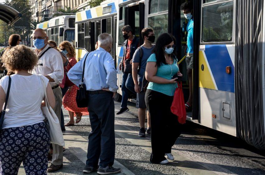 Λινού: Μια ώρα στα Μέσα Μαζικής Μεταφοράς πιο επικίνδυνη από μια ώρα σε διαδήλωση