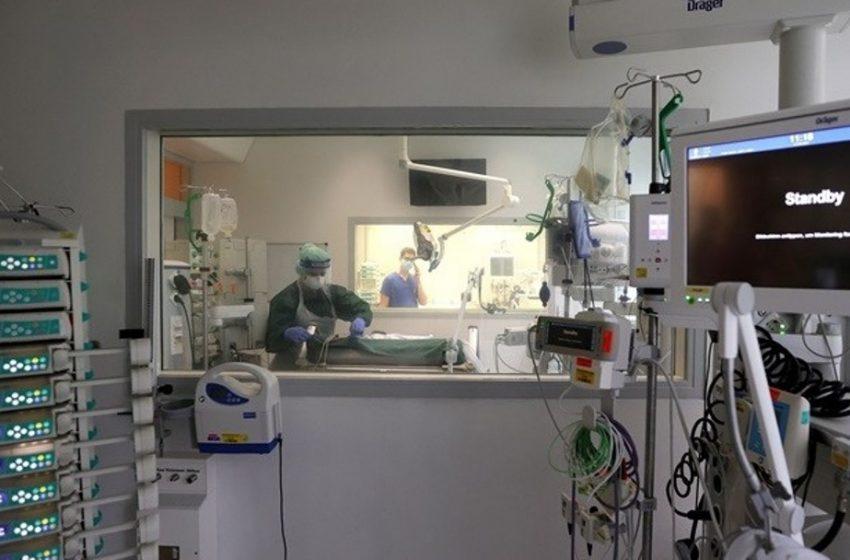 Εμβόλιο: Μάχη δίνει η 34χρονη στον Πύργο που έπαθε εγκεφαλικό