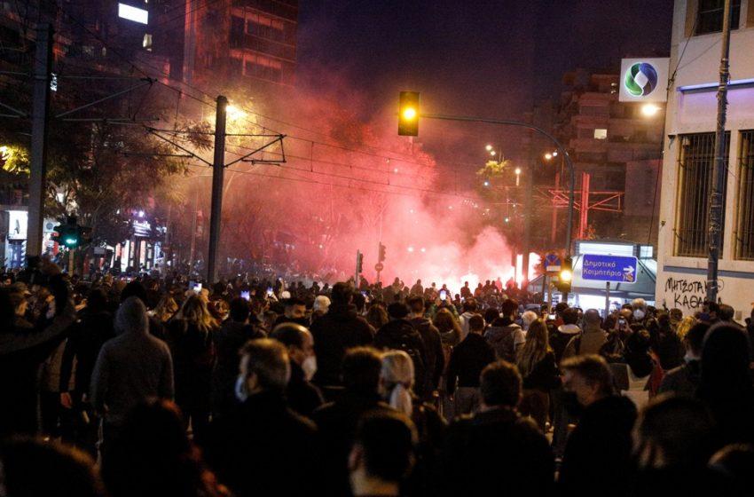 ΚΚΕ:Η κυβέρνηση δεν αθωώνεται από τις ευθύνες για το κλίμα αστυνομοκρατίας