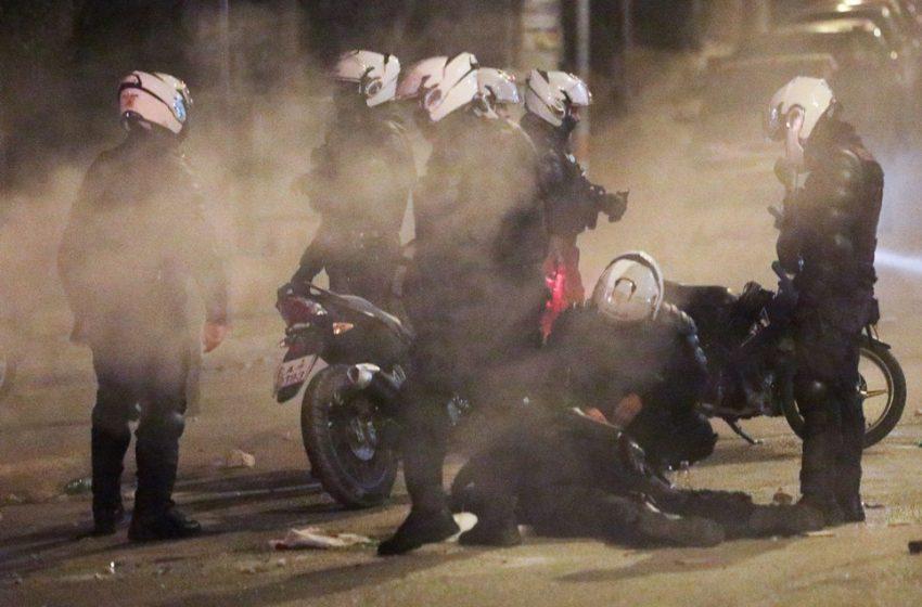 """Επεισόδια Ν. Σμύρνη: Απορρίφθηκε η αίτηση αποφυλάκισης του """"Ινδιάνου"""""""