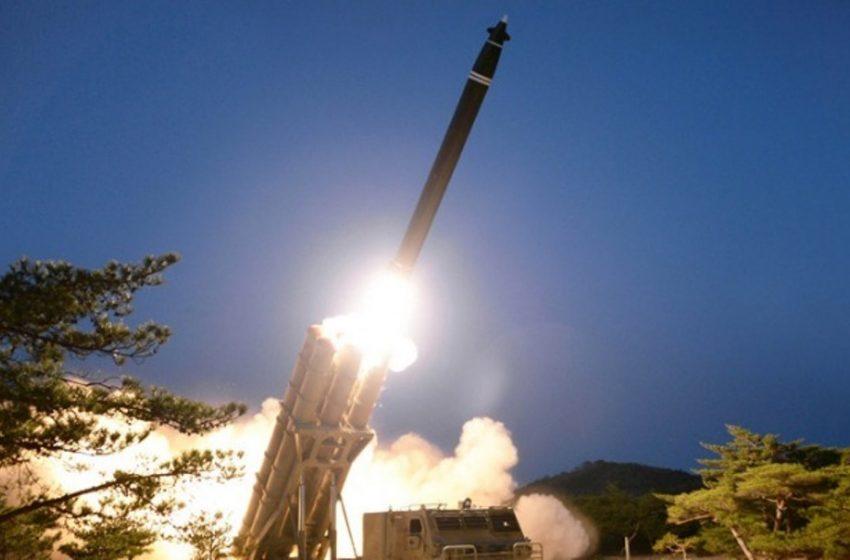 Β.Κορέα: Το πάτησε ο Κιμ Γιονγκ Ουν – Δοκιμαστική εκτόξευση πυραύλων – Καταδικάζει ο Λευκός Οίκος