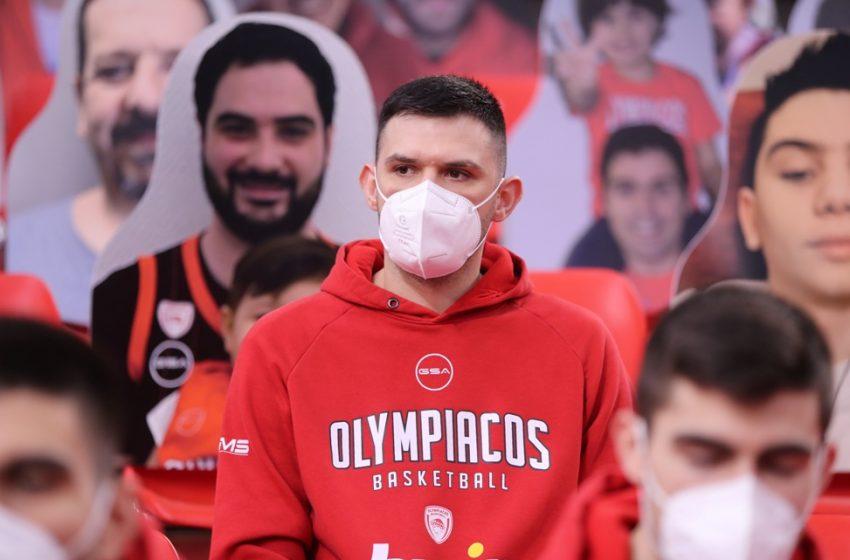 Ολυμπιακός: Μπροστά σε χειρουργείο ο Παπανικολάου