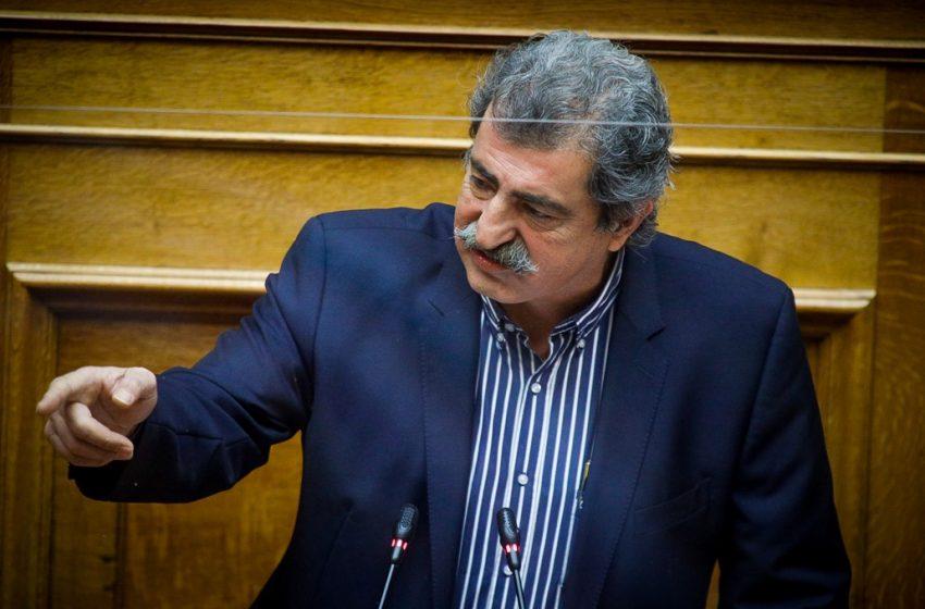 Πολάκης: Η ανάρτηση για την μήνυση του Φουρθιώτη