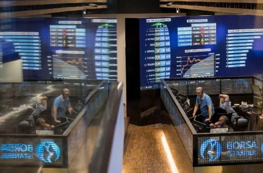 Σταμάτησαν οι συναλλαγές στο Χρηματιστήριο της Κωνσταντινούπολης