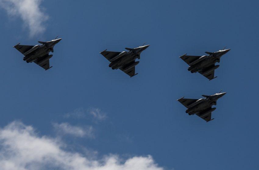 Κορμά: Το μπέρδεμα με τα Rafale και τα F-16