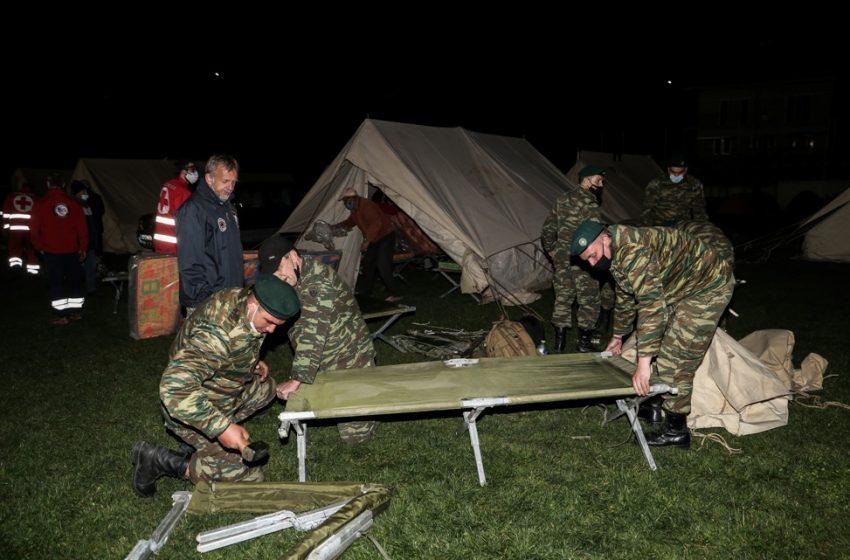 Λέκκας : Μη αναμενόμενη δραστηριότητα ο μετασεισμός στην Ελασσόνα
