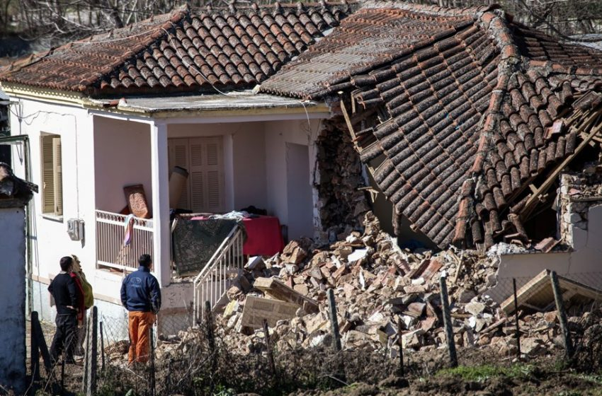 Σεισμός Ελασσόνα: Το νερό στην Λάρισα έγινε…καφέ!