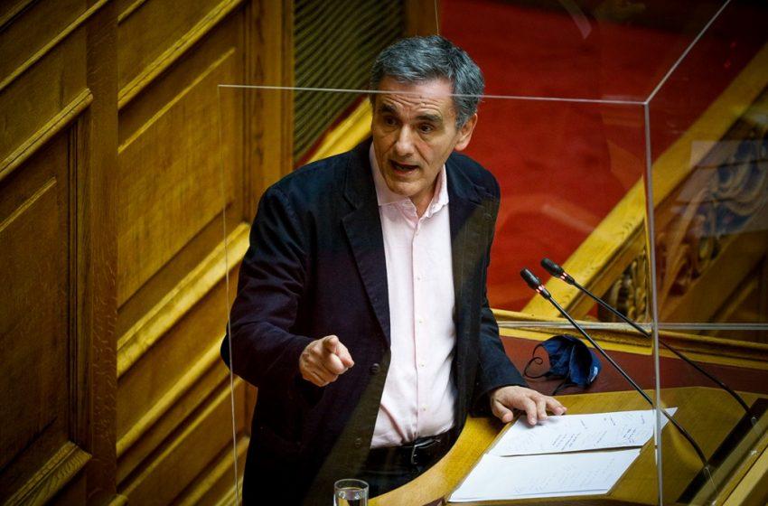 Τσακαλώτος: Άλλα νούμερα λέει ο Σταϊκούρας για την οικονομία στον Μητσοτάκη;