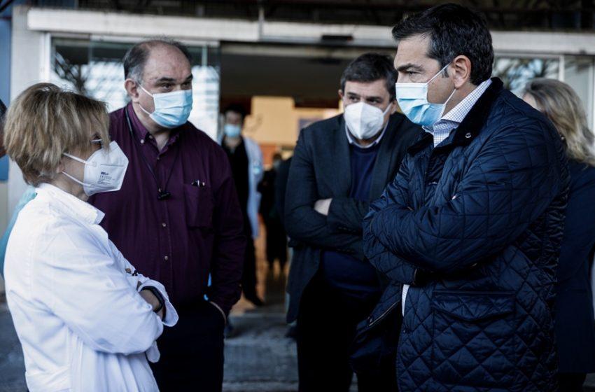 Θριάσιο: Δραματικές περιγραφές των γιατρών στον Τσίπρα – Κατάργηση χειρουργείων, ελλείψεις, επιπλοκές στους ασθενείς