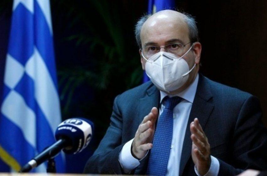 Χατζηδάκης : Το σχέδιο του υπουργείου Εργασίας για το Ταμείο Ανάκαμψης
