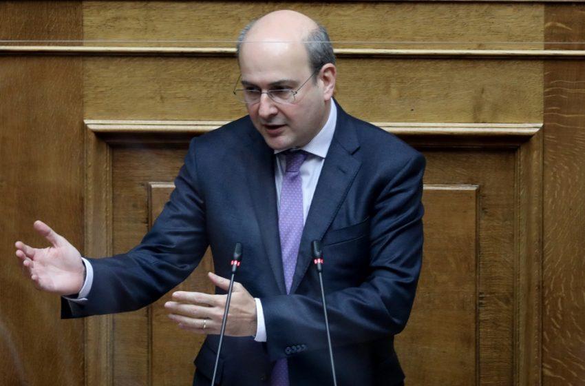 Κ. Χατζηδάκης: Πάνω από 8.000 αιτήσεις το πρώτο 24ωρο, για την ψηφιακή αίτηση χορήγησης προκαταβολής σύνταξης