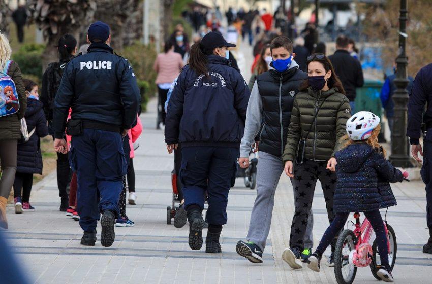 Σαφάρι ελέγχων με συλλήψεις και πρόστιμα για τον κορoναϊό