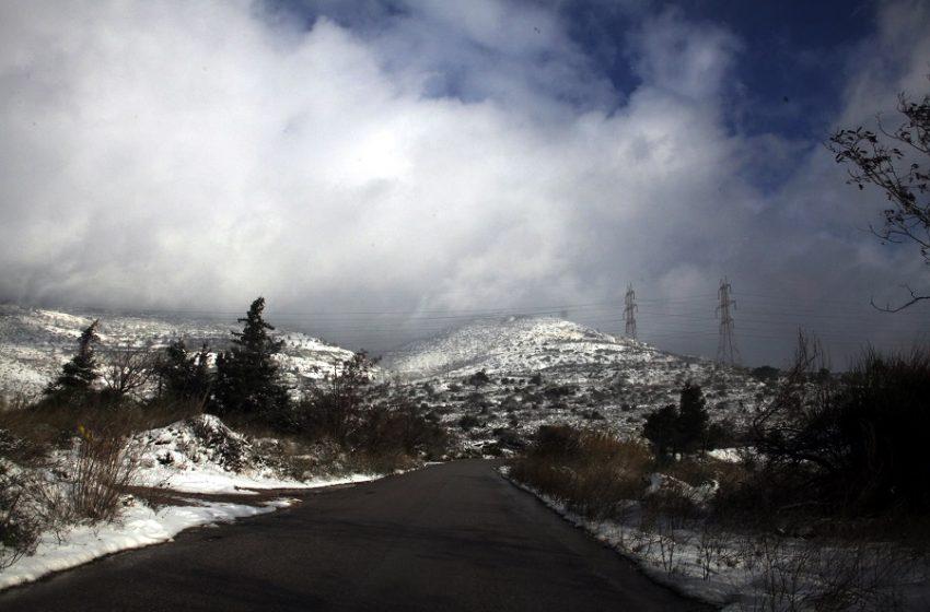 Καλλιάνος: Χιόνια στην Αττική την 25η Μαρτίου
