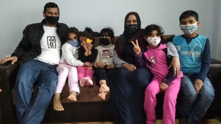 Συγκινητικό: Οικογένεια Σύρων επανενώθηκε ύστερα από τρία χρόνια