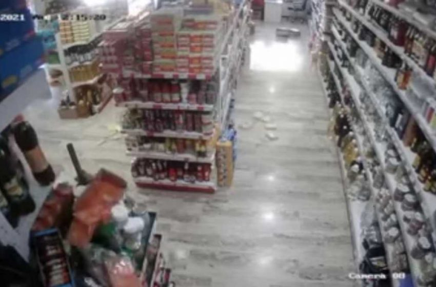 Σεισμός στην Ελασσόνα: Νέα βίντεο από την στιγμή των 6 ρίχτερ