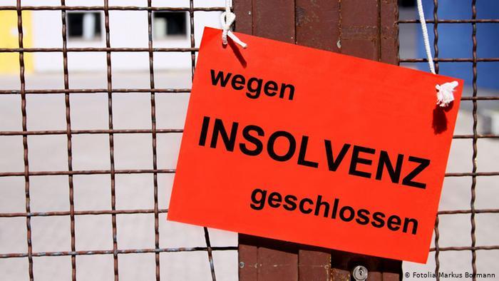 """Γερμανία: """"Τσουνάμι"""" πτωχεύσεων επιχειρήσεων λόγω πανδημίας- Θύελλα κατά της κυβέρνησης για ελλιπή μέτρα στήριξης"""
