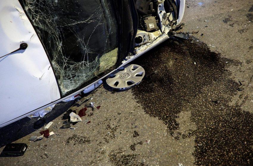 Τραγωδία στο Σχιστό: Τρεις νεκροί σε τροχαίο
