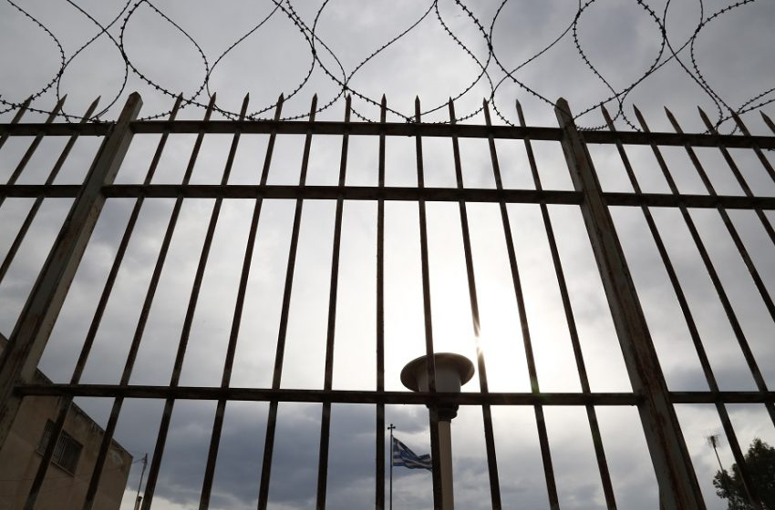 Εννέα κρούσματα κοροναϊού στις φυλακές Διαβατών