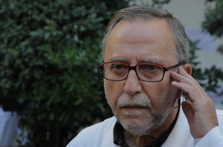 Σιώρας: Επικίνδυνες οι απόψεις Παπαευαγγέλου-129 διασωληνωμένοι εκτός ΜΕΘ