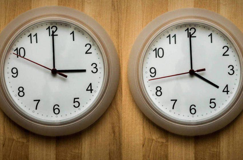 Αλλάζει η ώρα