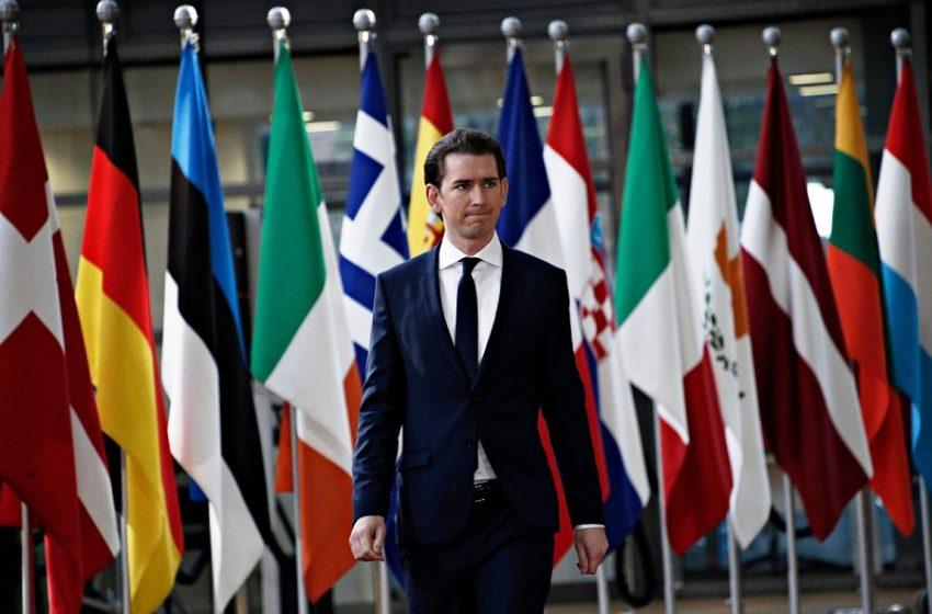 Διακοπή των ενταξιακών σχέσεων με την Τουρκία θέλει ο Κουρτς