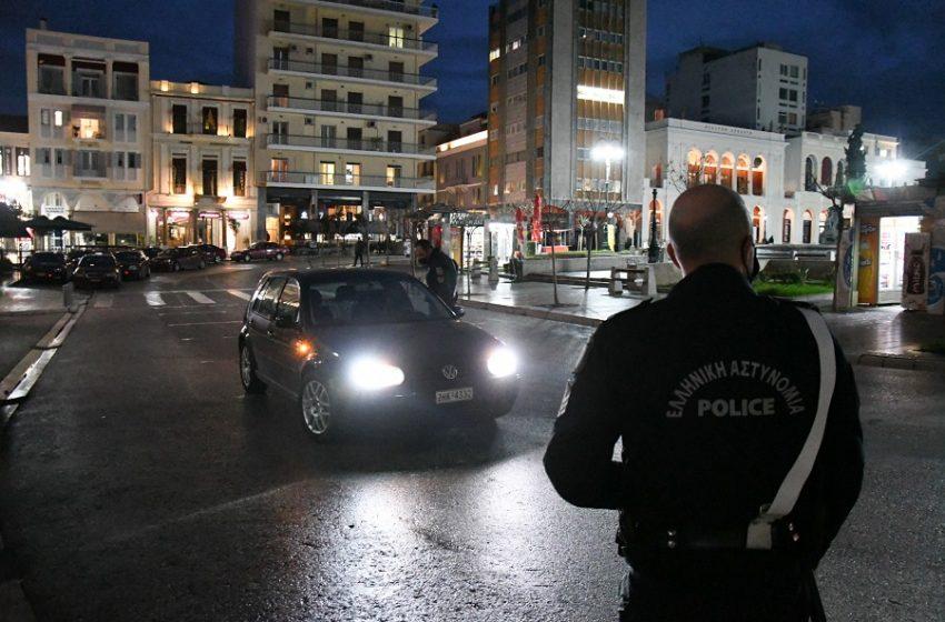 Εννέα συλλήψεις και πρόστιμα 371.000 ευρώ για παραβίαση των μέτρων κατά του κοροναϊού
